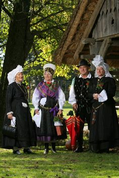 The Slovenian traditional dress