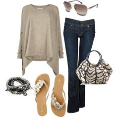 sweater, purs, bag, outfit, sandal, shirt