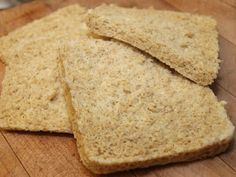 Pão de 3 minutos - Dieta Dukan