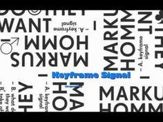 Markus Homm - Keyframe Signal (Original Mix)
