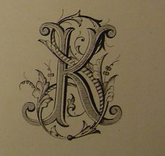 Beautiful lettering. Great for a tat.