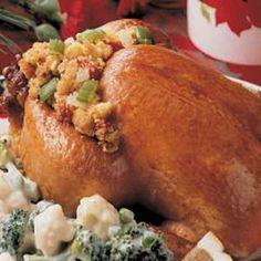 Christmas dinner idea