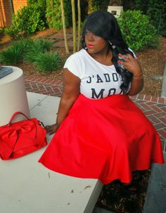 Musings of a Curvy Lady: J'adore