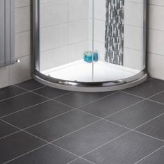 Wonderful  Tile Ranges A 600 X 300 Silver Grey Wall Tile With A Matching Mosaic