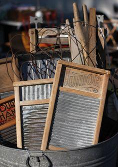 Antique Washboards | Maine Antiques Festival