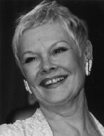 """""""Everyone should have the right to hospice care... Help us to make it happen."""" -Dame Judi Dench"""