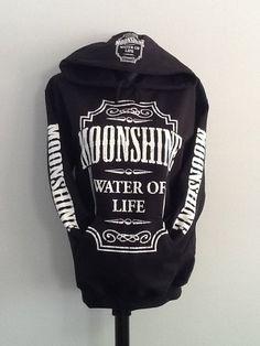 Hoodie- Moonshine