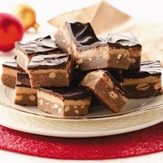 Chocolate Temptation  Brownies Recipe from Taste of Home