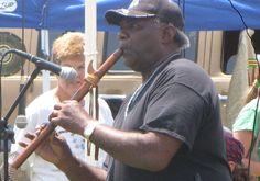 Ken Watson - Flute player