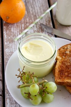 Olive Oil Butter Spread