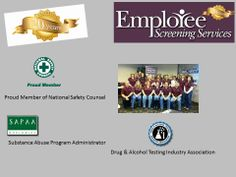 http://www.yourdrugtesting.com - Employee Screen Services Kansas City MO provides drug screening and are proud members of several local, national and state organizations.