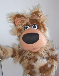 www.pjspuppets.com -- custom professional puppet