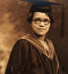 Dr. Sadie Alexander graduated from the #University of #Pennsylvania's Wharton School, and became the first black person in #America to earn a doctorate in #economics and the second #black #woman to earn a doctorate in any area. She enrolled in the University of Pennsylvania #Law School and helped found the National Bar Association; she was the first black woman to graduate from the school, the first black woman to pass the bar exam, and the first black woman to practice law in Pennsylvania.