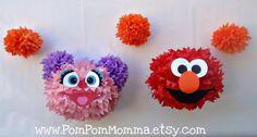Sesame Street Abby Pom Pom