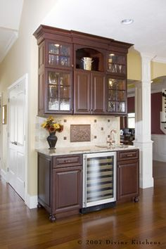 Wet Bar Design Ideas, Pictures, Remodel, and Decor - page 17