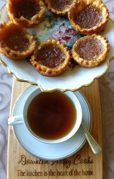 Treacle Tart--Not only is this Harry Potter's favorite dessert, but it's actually delicious and would totally go well with Thanksgiving :)
