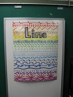 nice line example poster