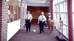 "Middle-aged librarians reinterpret ""Sabatoge"" by the Beastie Boys!"