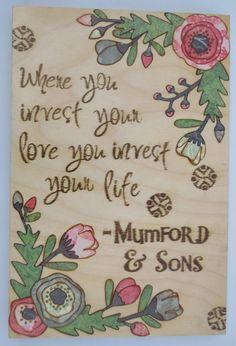 Awake my Soul-Mumford and Sons