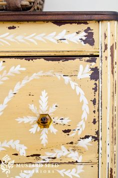 Milk Paint Basics by Miss Mustard Seed. Brought to you by NBC's American Dream Builders, Hosted by Nate Berkus.