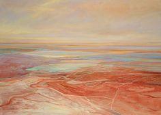 gorgeous landscape paintings by philip govedare via krisatomic