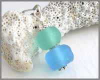 Drilling your own seaglass jewelry