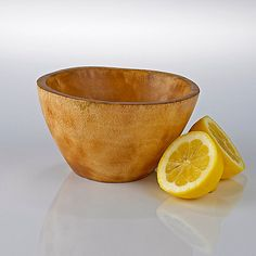 Mango Wood Bowl at Wine Enthusiast - $16.95