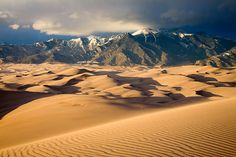 Great Sand Dunes Nat