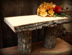 Decor Rustic bench