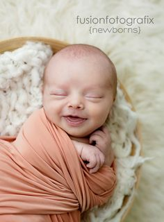 Love smiling babies and he was a dream.