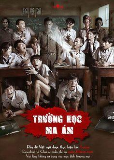 Phim Trường Học Ma Ám