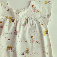 Oliver and s Ice Cream Top for my littlest lady #posy by Aneela Hoey, via Flickr