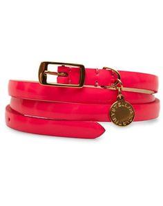 color, skinni belt