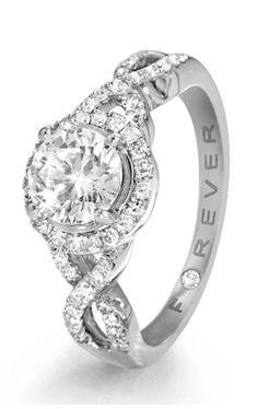 """Oh my goodness...this is GORGEOUS!! I would change the engraving to """"For Eternity"""" instead though. Still an amazing ring diamond jewelry, engraved wedding rings, ring engraving, men's wedding rings engraved, forever wedding ring, future husband ideas, wedding ring designs, dream wedding reception, engagement rings"""