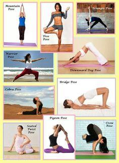no. 7 -master basic yoga poses