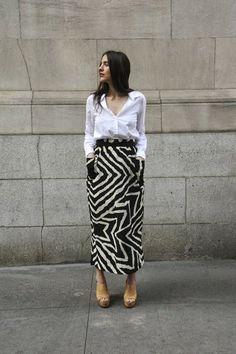 Lovely skirt!