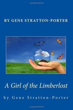 A Girl of the Limberlost by Gene Stratton-Porter, one of Indiana's most celebrated authors. She was an independent woman and  an accomplished naturalist who chronicled with photographs and water colors moths in rural Indiana in the early 20th century in her book 'Moths of the Limberlost'. The Imperial Moth is a character in her novel. http://pinterest.com/pin/2814818487740803/  #Book #Gene_Stratton_Porter #A_Girl_of_the_Limberlost