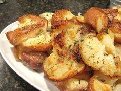 cracked potatoes