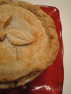 Individual Chicken Pies