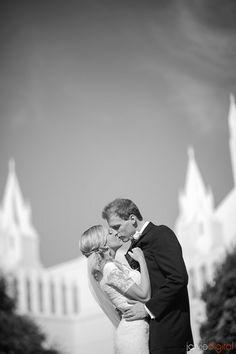 LDS San Diego Temple, Wedding Photography