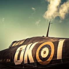 Vintage Plane by ►CubaGallery, via Flickr
