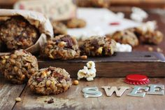 Carnival Cookies from Heidi Swanson's Super Natural Every Day