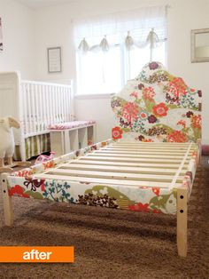 This is RIDICULOUS. Amazing ikea hack of 49 dollar bed. Thinking about it for Lucca's room done in some amazing red plaid-y flannel