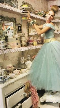 Its Time For Tulle