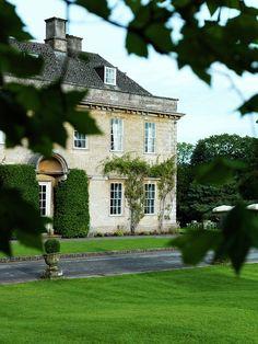 Babington House, England