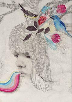 ilustración de Julie Massy