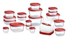 Rubbermaid 60-Piece
