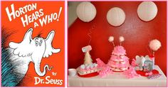 Horton Hears a Who Party