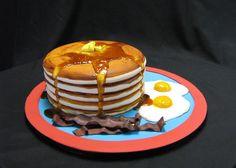 """Cake for """"breakfast"""" ... Sublime Bakery"""