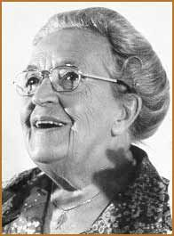 Corrie ten Boom & her family harbored several refugees during the Holocaust.  Eventually they were arrested by the Germans & sent to various concentration camps.  Most of her family was killed & on Christmas day, 1944, Corrie was released – by mistake.  Her release was due to a clerical error & just after her release, the other females imprisoned in the camp with her were executed.  Corrie ten Boom later went on to write her story in the book, The Hiding Place, which was made into a movie.